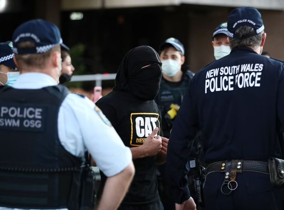 Protesta kundër masave anti-Covid në Australi, 4 të arrestuar