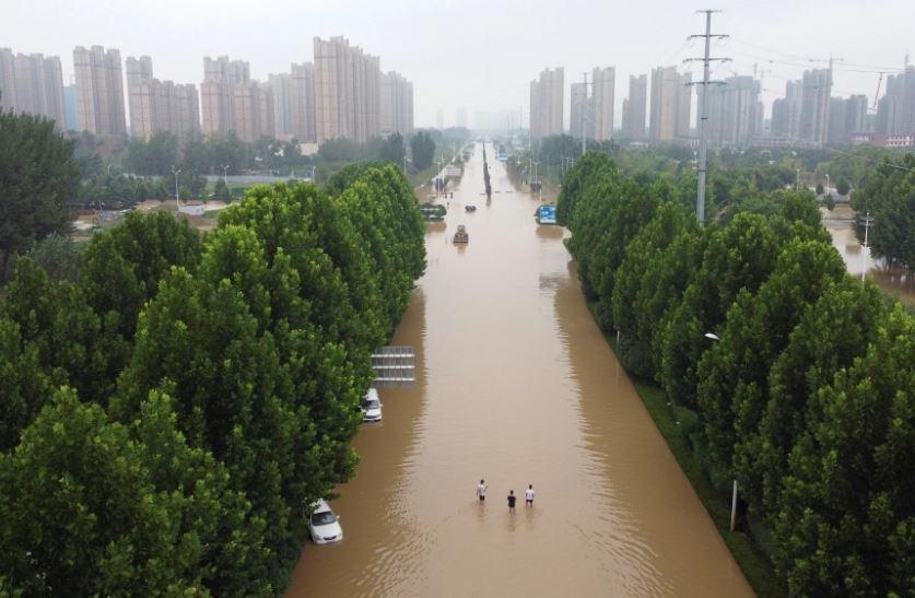 Përmbytjet në Kinë, shkon në 51 numri i viktimave