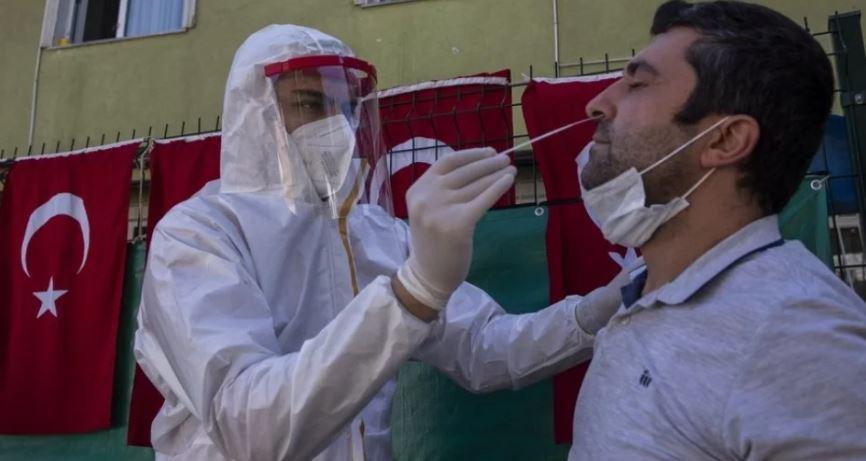 Mbi 14 mijë raste në Turqi, numri më i lartë i të infektuarve që nga maji