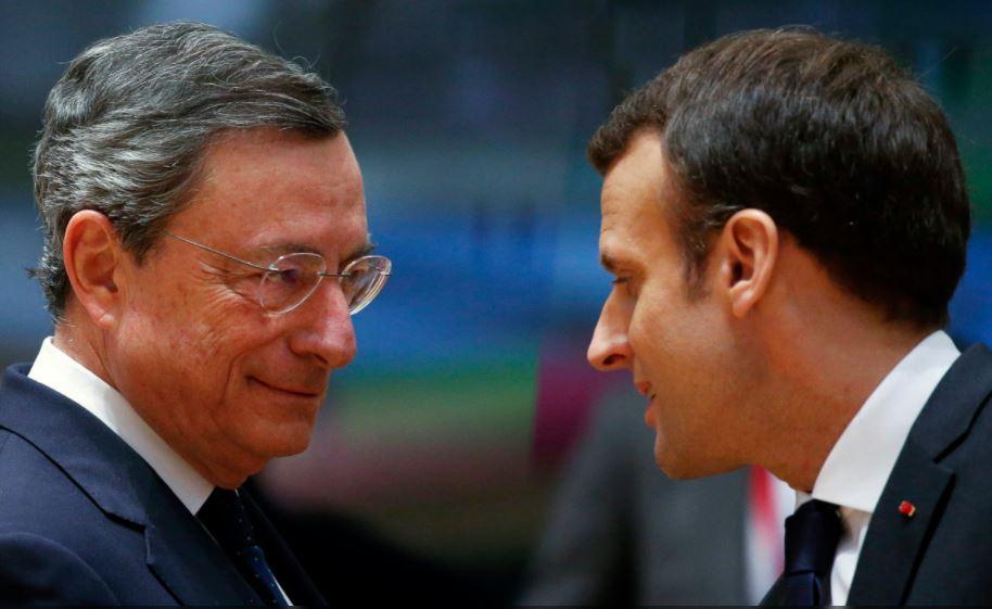 Macron dhe Draghi formojnë aleancën post Merkel