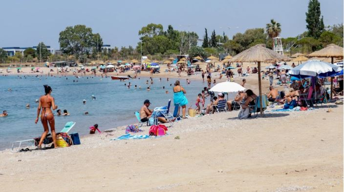 """Rajoni në """"furrë"""", temperaturat nesër në Greqi deri në 43 gradë, java e ardhshme më e nxehta"""