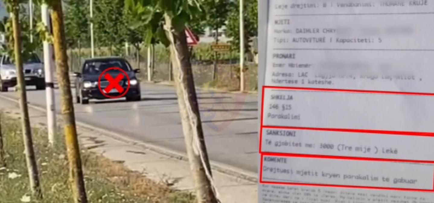 Me 18 pasagjerë në mikrobus, shoferit të dehur në Berat i hiqet patenta për 24 muaj