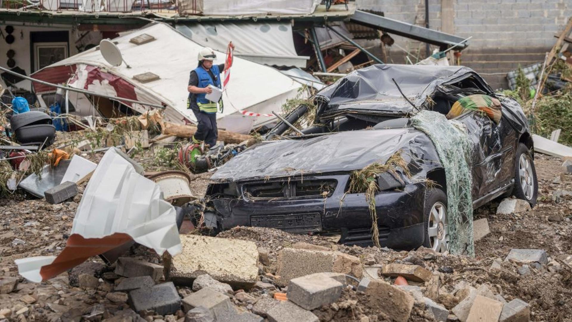 Katastrofa natyrore në Gjermani mund të shkaktojë përmbytje politike