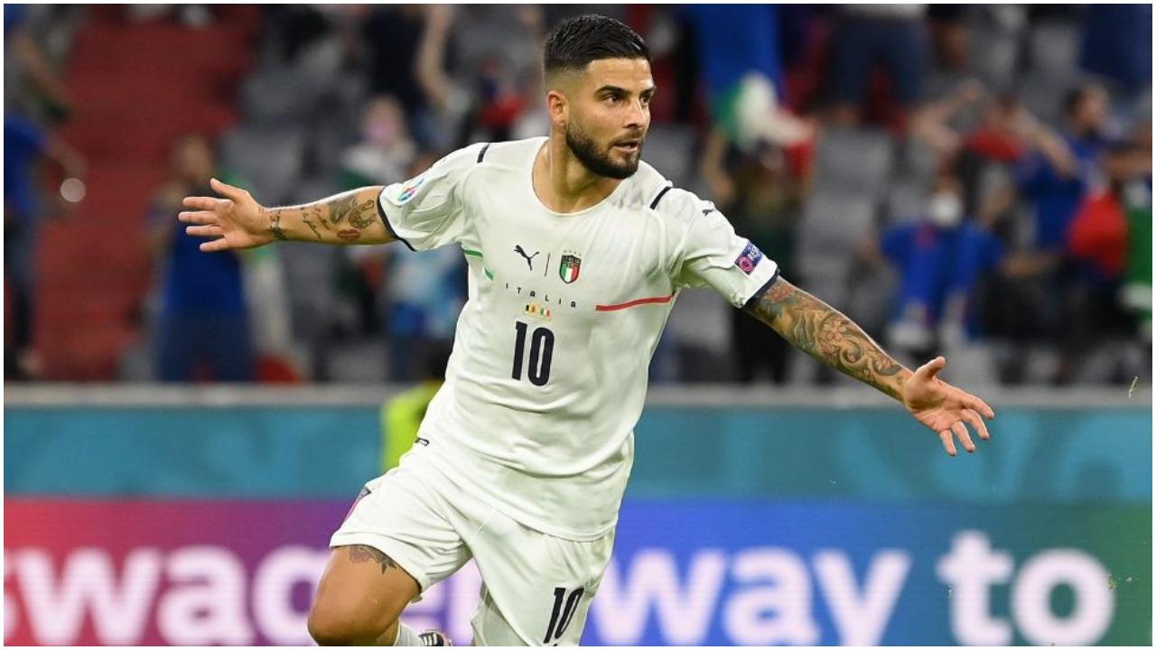 UEFA: Perla e Insigne për golin e sezonit, Italia kërkon ndihmën e tifozëve