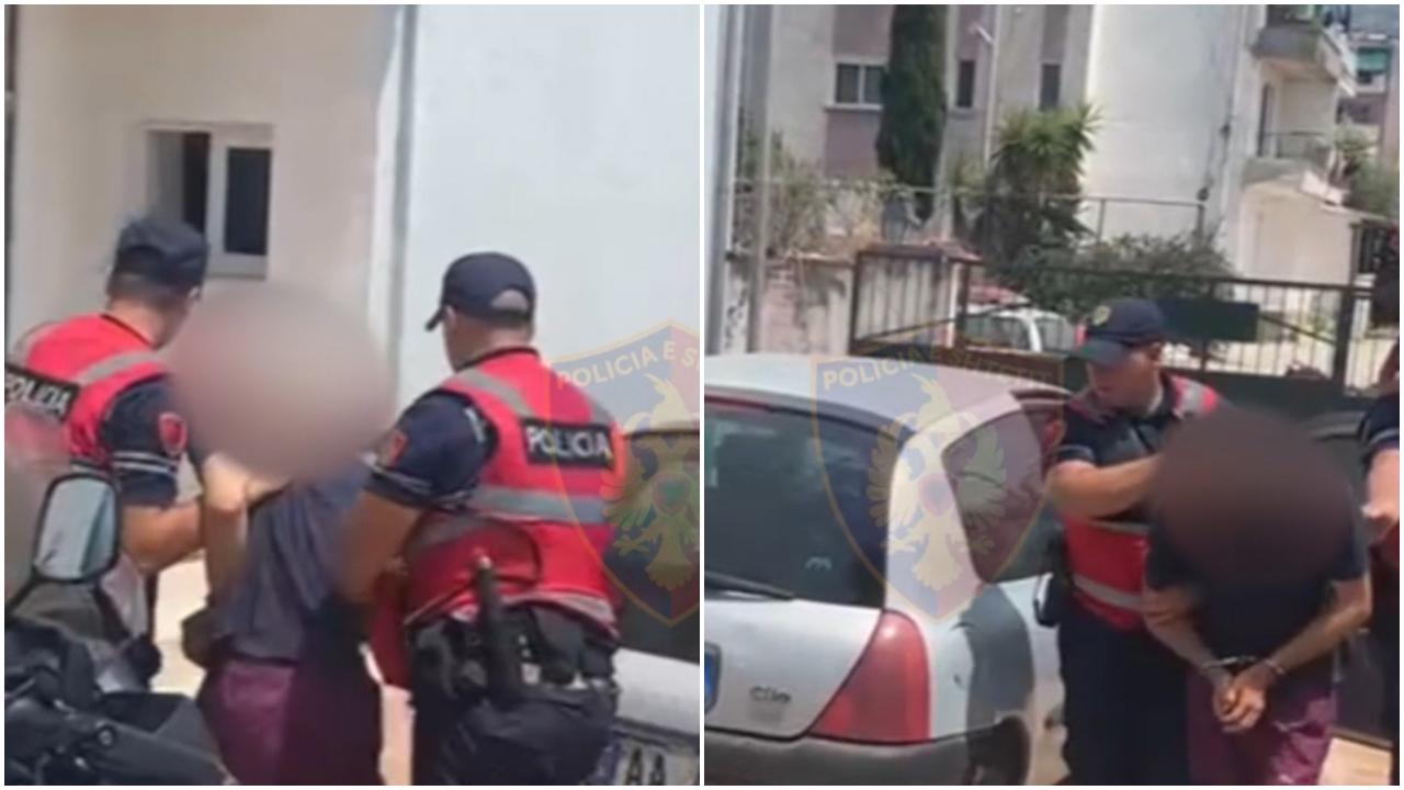 """Nga Tirana drejt Jugut për plazh i armatosur, """"Shqiponja"""" kap të riun me pistoletë në Jalë"""
