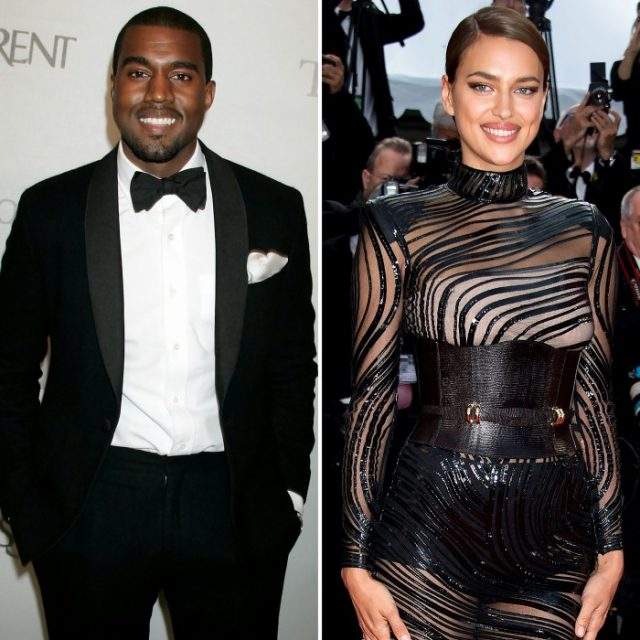 Kanye West Made 1st Move With Irina Shayk Loves That Shes Laid Back