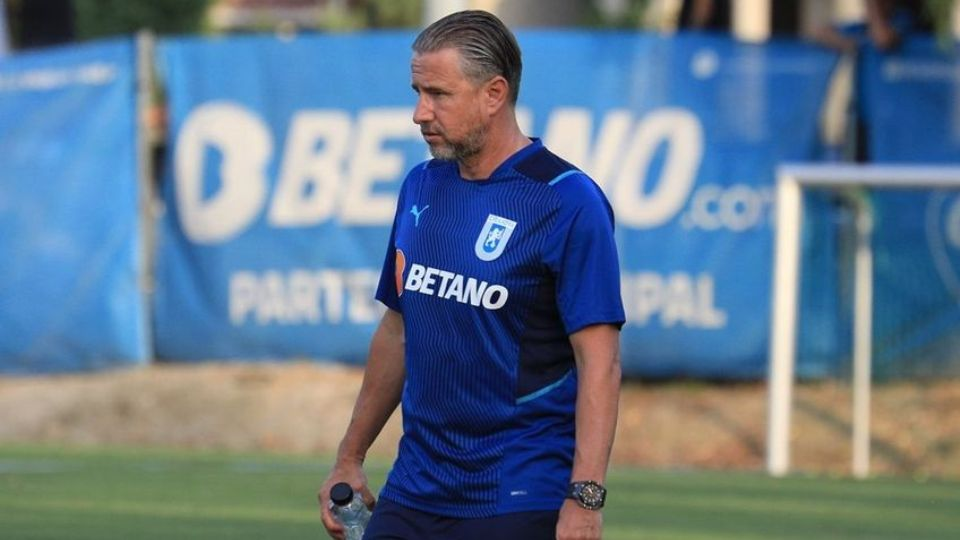 Laçi përsëriti Tiranën, trajneri i Craiova: E dija që do ishte e vështirë, rivali shumë luftarak