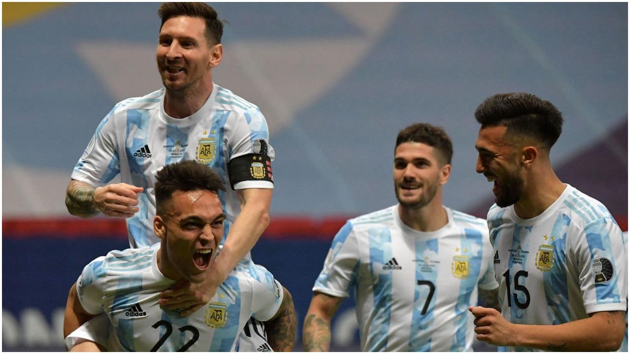 """""""Moment i rëndësishëm, po e shijoj karrierën. Messi? Kujtoja se isha në ëndërr"""""""