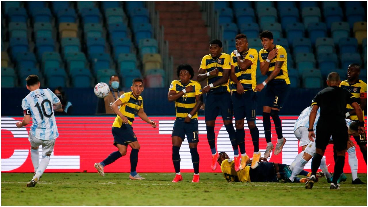 Scaloni ka një mesazh, Messi: Duam Kupën e Amerikës, Kolumbia ekip ekspert