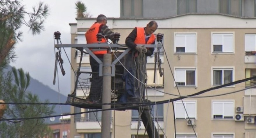 Stakohet energjia elektrike, zonat në Tiranë që do të mbeten nesër pa drita