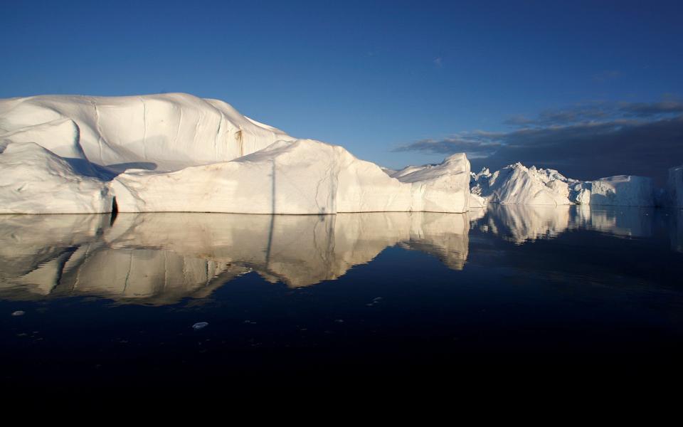Akulli që shkriu të marten në Grenlandë do të mbulonte të gjithë Floridën me ujë