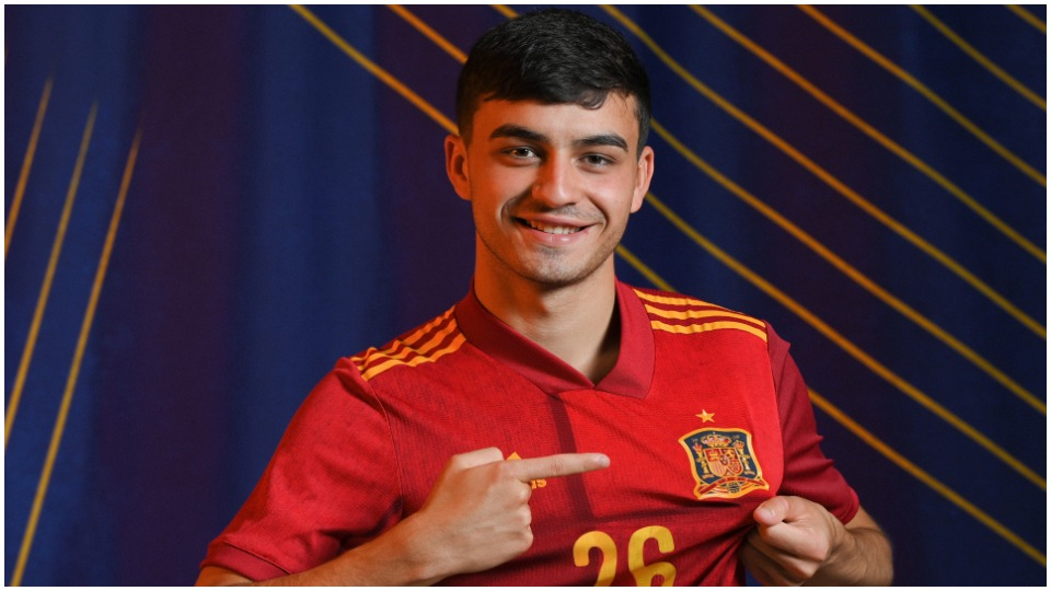 Talenti i Euro 2020, Pedri: Çfarë krenarie, ky çmim ëndrra e çdo fëmije