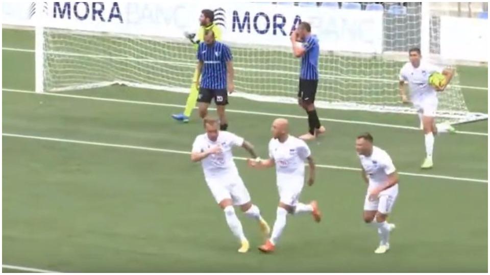 VIDEO/ CL: Sebino Plaku nuk fal, Teuta gjen golin e shpresës në Andorra