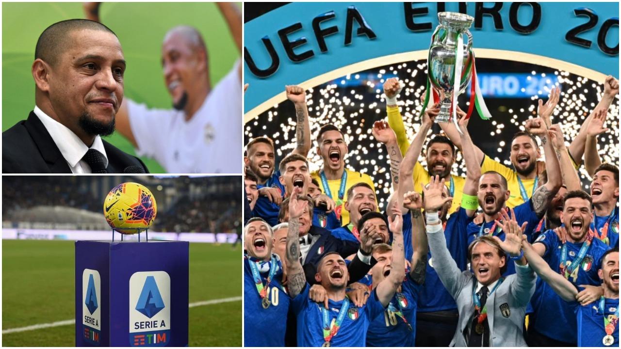 """""""Italia nuk fitoi vetëm nga loja e bukur, Serie A do jetë spektakolare"""""""