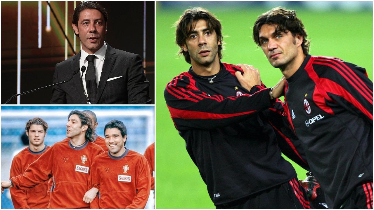 Futbollist, drejtor dhe tani president: Rui Costa në krye të klubit të zemrës