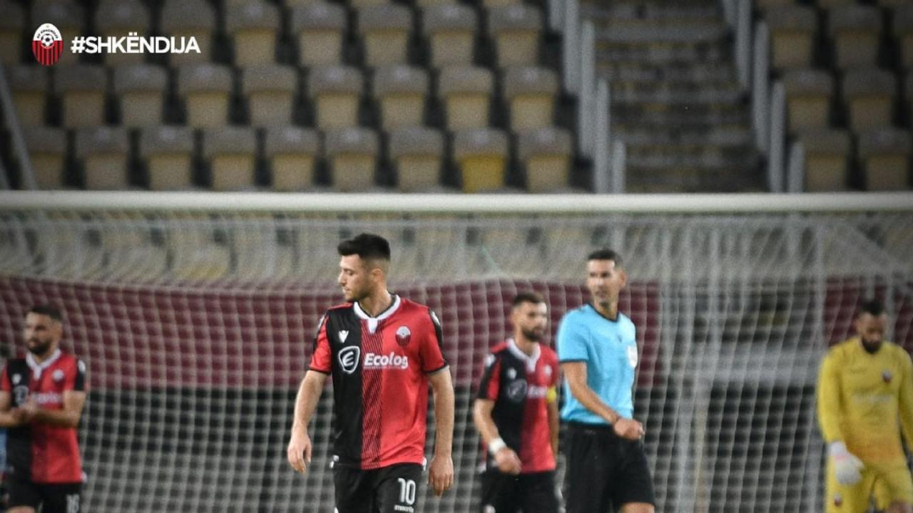 """Champions: Ibraimi """"tradhton"""" Shkëndijën, Mura triumfon në mes të Shkupit"""