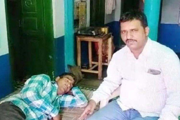 Vuan nga një sëmundje e rrallë, njihuni me indianin që fle 300 ditë të vitit