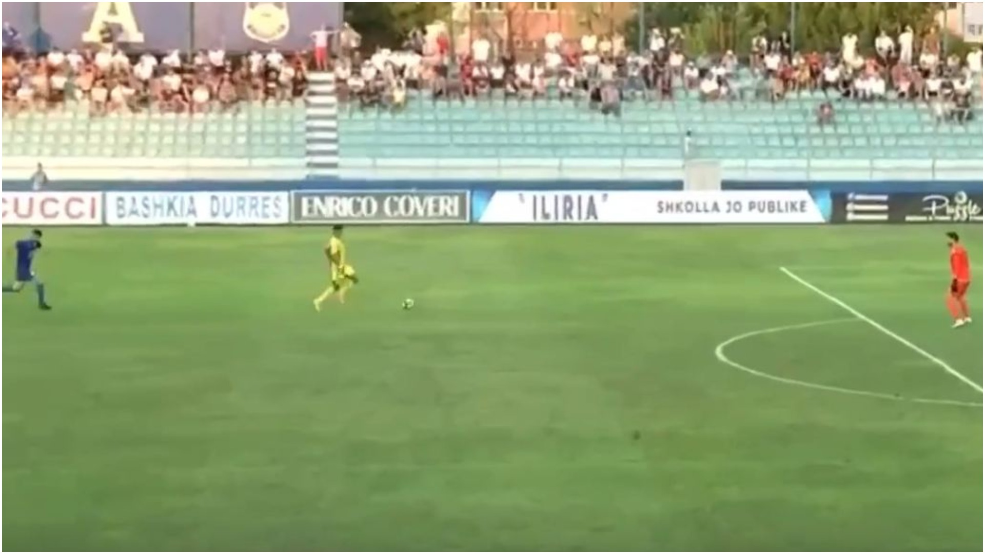 VIDEO/ Champions: Mbrojtja e kampionëve në gjumë, Teuta pëson tjetër gol