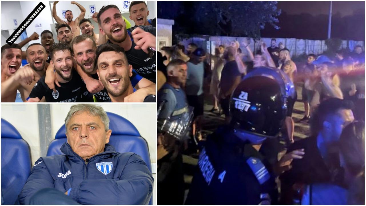 """""""Do ju thyejmë këmbët"""", tërbohen tifozët rumunë, presidenti kërcënon ekipin"""