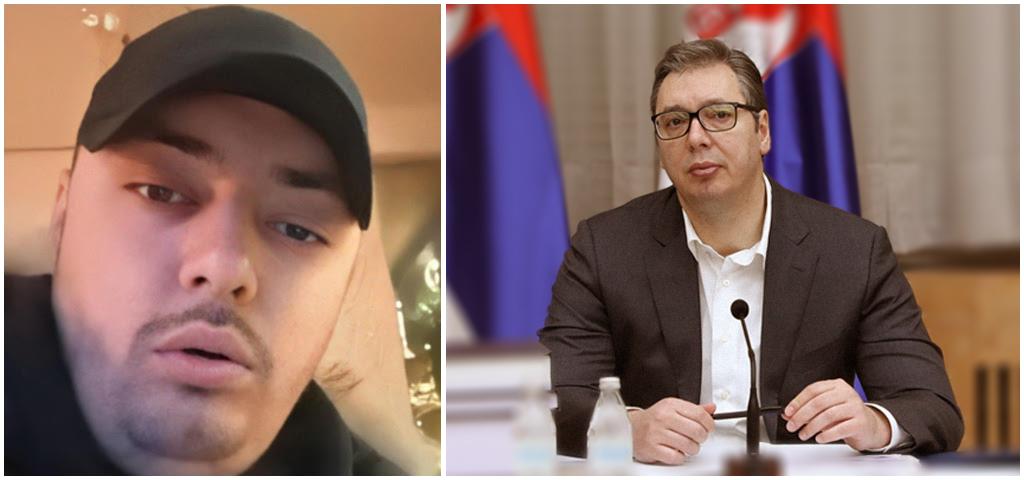 Kreu i grupit kriminal serb: Vuçiç më kërkoi shërbime të ndryshme