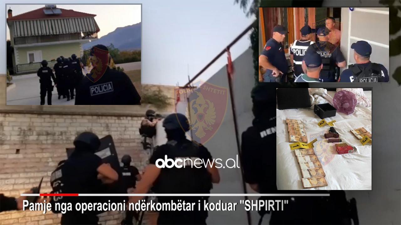 """Operacioni """"Shpirti"""", dalin sot para GJKKO 28 të arrestuarit e SPAK për trafikun e drogës"""