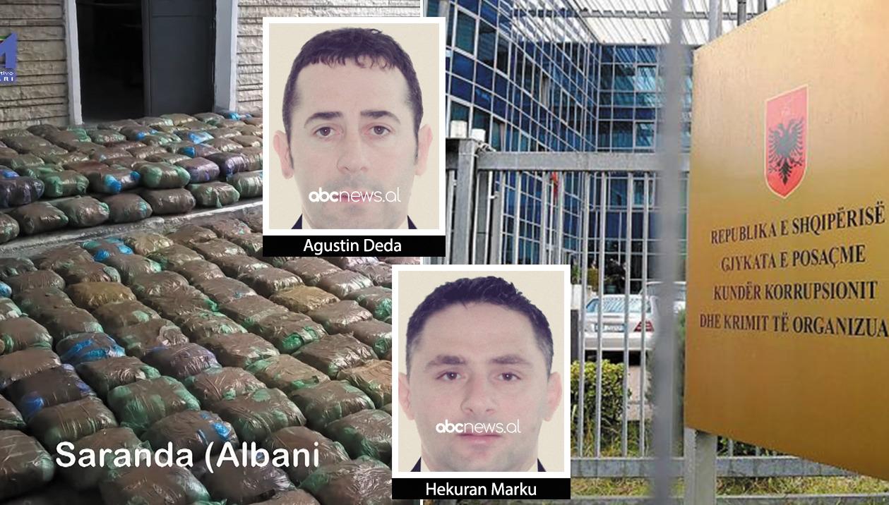 Këta janë dy ish-shoqëruesit e Saimir Tahirit të akuzuar për trafik droge