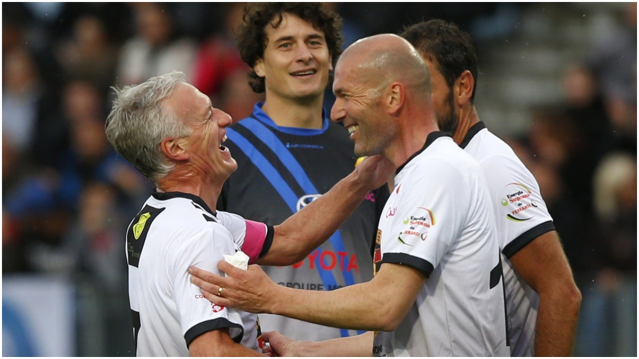 Plani i Zidane për të ardhmen, konfirmimi i Deschamps aspak problem