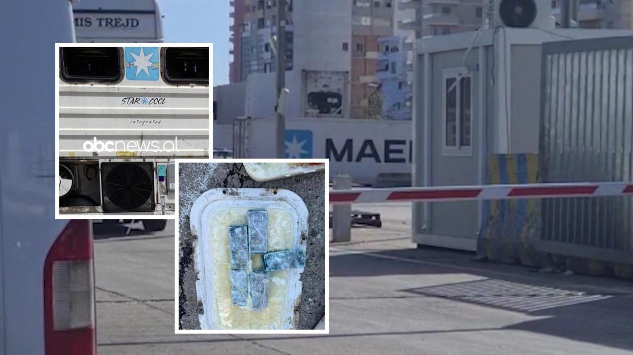 Sot u kap një tjetër sasi kokaine, por si u hap kontejneri në Durrës para se të kalonte në skaner