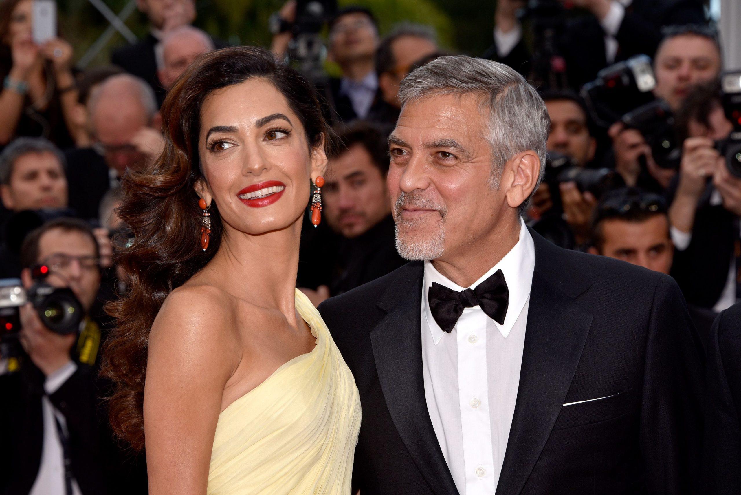 George dhe Amal Clooney do të bëhen sërish prindër