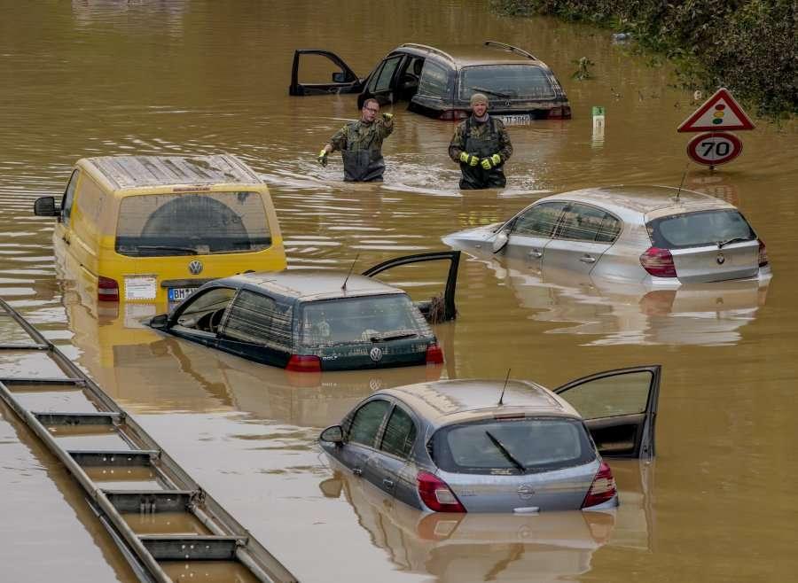 """Sistemi i paralajmërimit të përmbytjeve në Gjermani """"s'ishte optimal"""""""