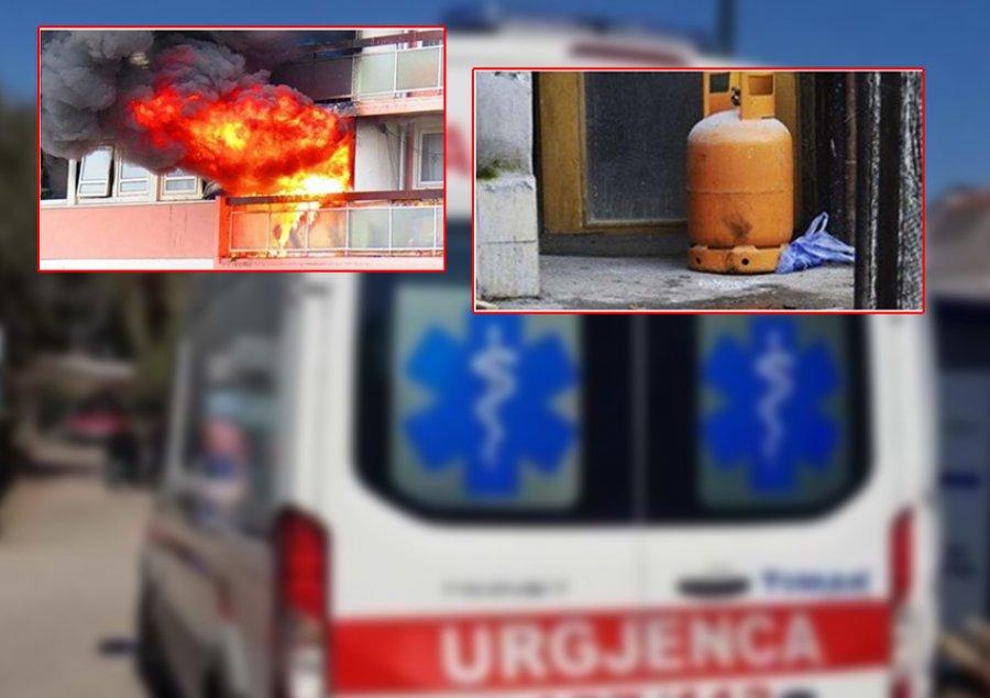 Shpërthen bombola e gazit në një banesë në Koplik, në gjendje të rëndë një person
