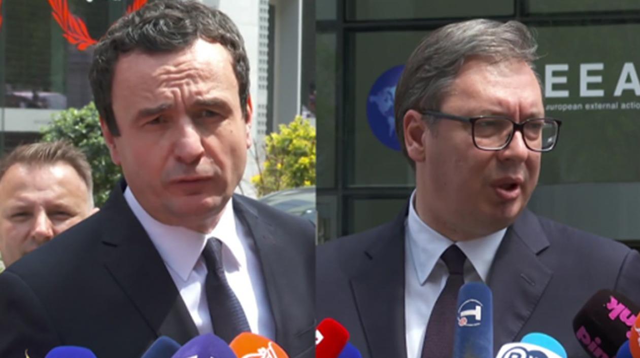 Kurti: Vuçiç refuzoi propozimin tim për paqe