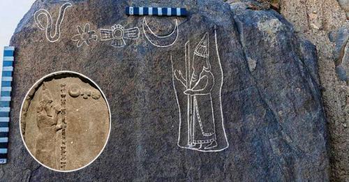Arkeologët zbulojnë imazhin 2 500 vjeçar të mbretit të fundit të Babilonisë