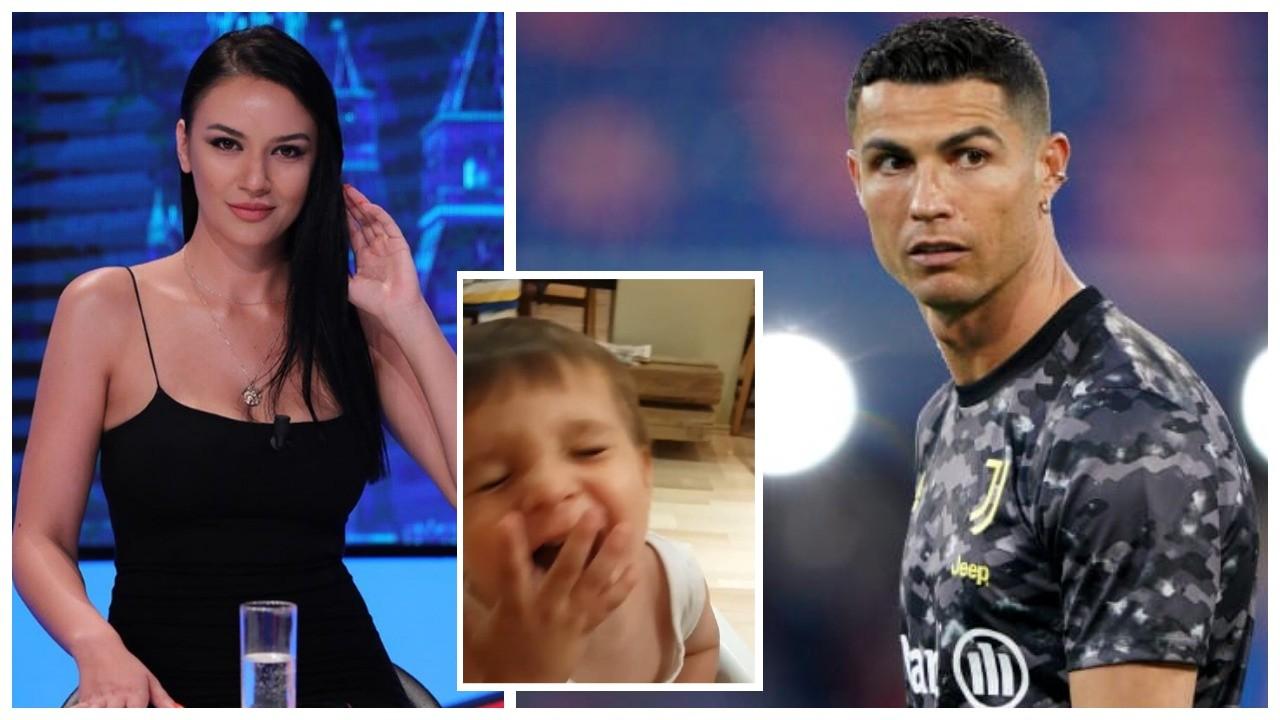 VIDEO/ E dini si qan Cristiano Ronaldo? Ua tregon Bora Zemani me postimin epik