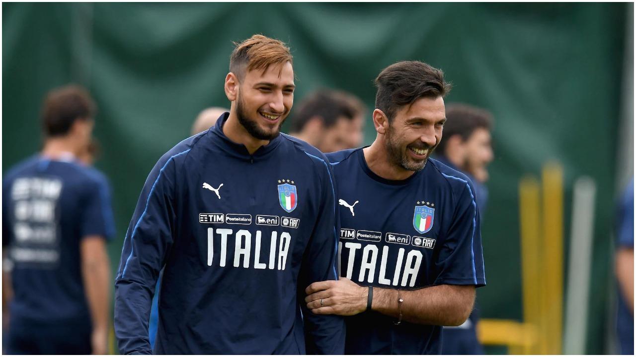 Buffon: Donnarumma më i miri, e kam studiuar dhe kam mësuar prej tij