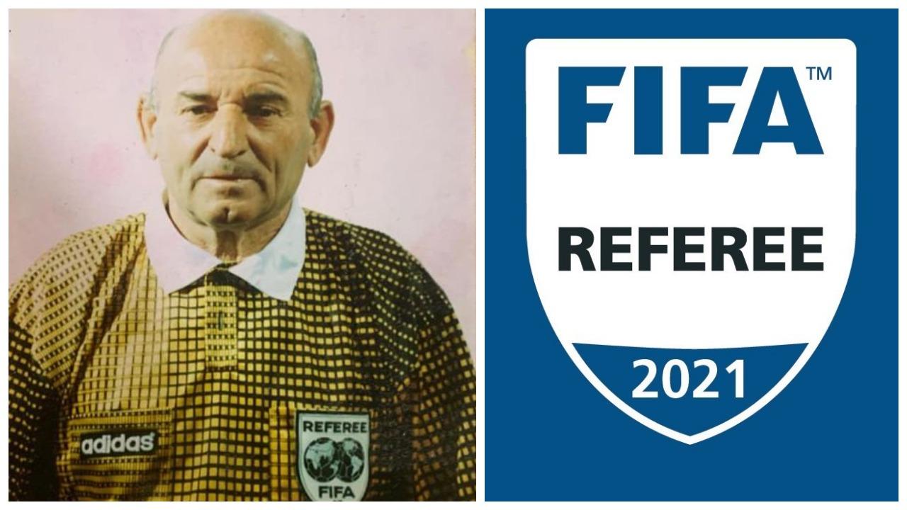 Ditë zie për futbollin shqiptar, shuhet ish-arbitri ndërkombëtar
