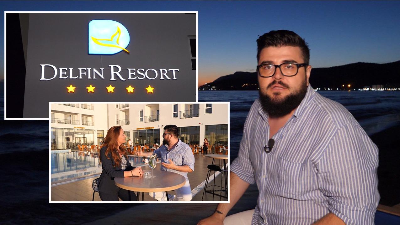 """Destinacioni i ri i Shëngjinit, """"Delfin Resort"""", një eksperiencë superiore turistike"""