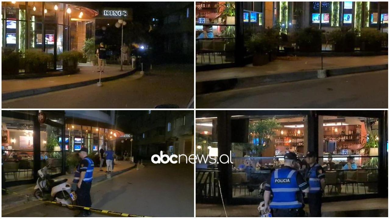 Si nisi sherri për gërvishtjen e makinave dhe u mbyll me plumba në kafe në Tiranë