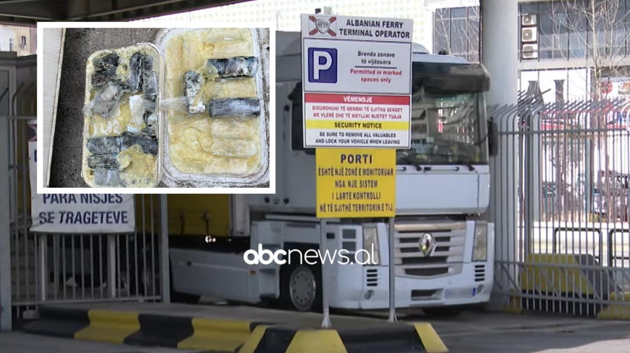 Hera e tretë brenda muajit nga e njëjta kompani, sekuestrohet tjetër sasi kokaine në Portin e Durrësit