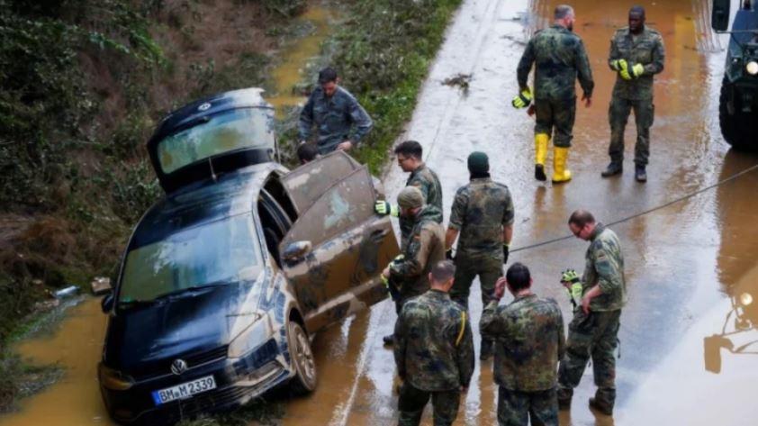 Rreziku i ri me të cilin po përballet Gjermania pas përmbytjeve vdekjeprurëse