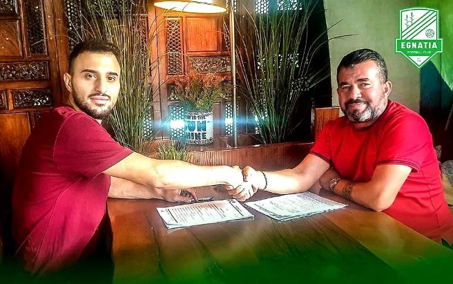 Zyrtare: Dhuratë tifozëve pak para Itali-Angli, Egnatia firmos me ish-mbrojtësin e Shkupit