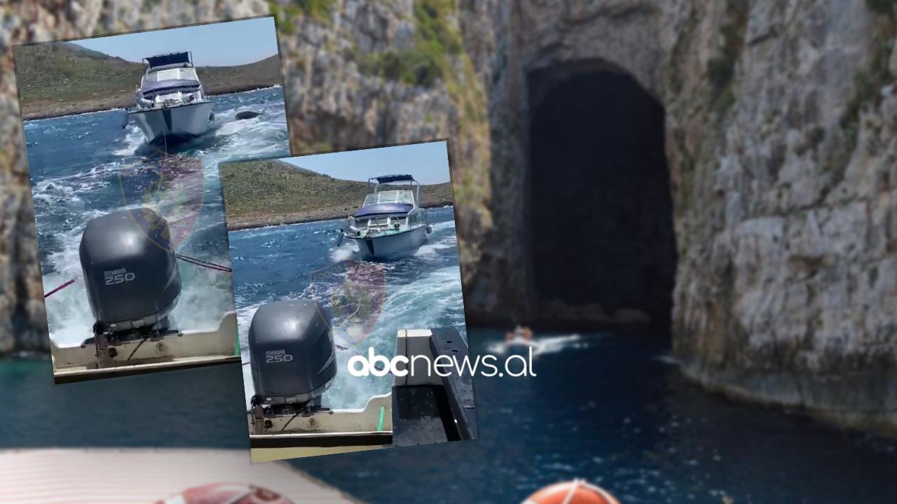 Skafi pëson defekt, shpëtohen kapiteni dhe 7 turistë në shpellën e Haxhi Alisë