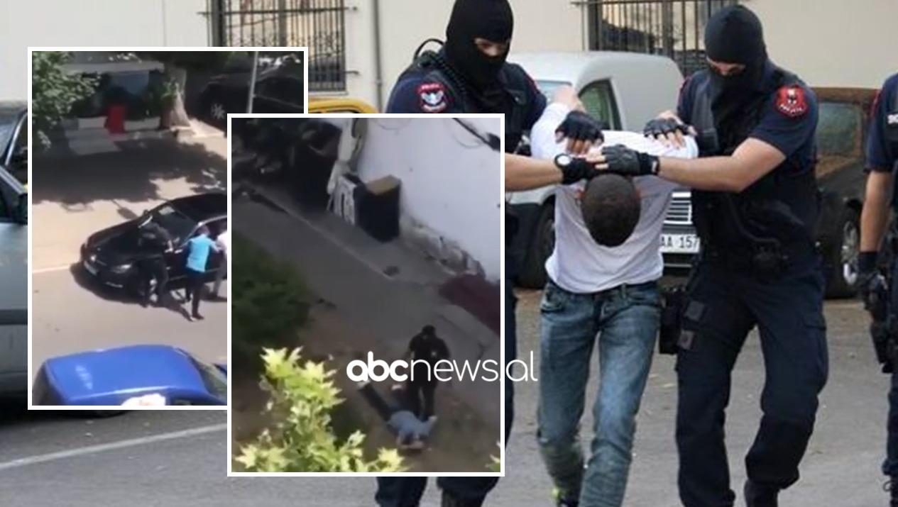 """Në vend të trafikantit shtriu në tokë gazetarin, policia jep detaje për operacionin te """"Varri i Bamit"""""""
