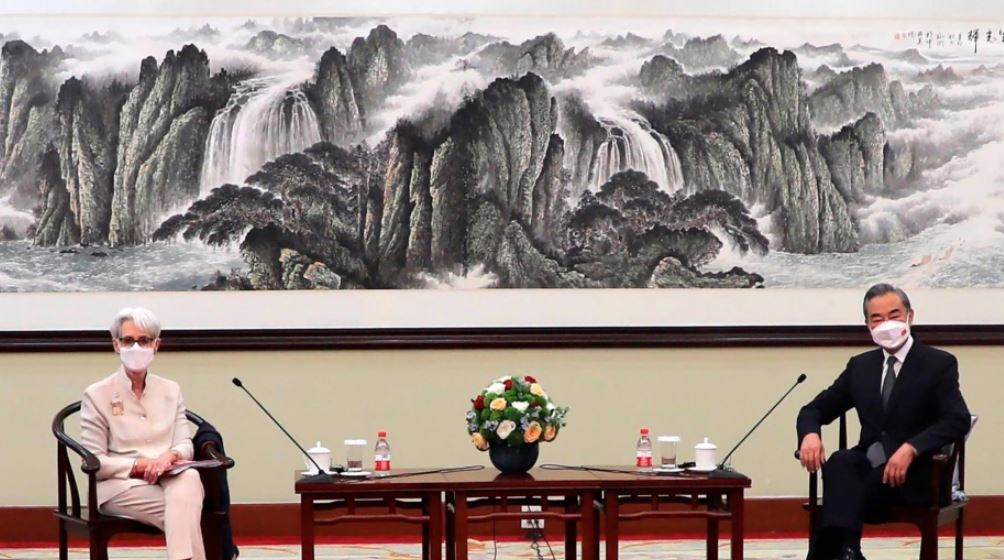 Bisedime të nivelit të lartë mes Shteteve të Bashkuara dhe Kinës