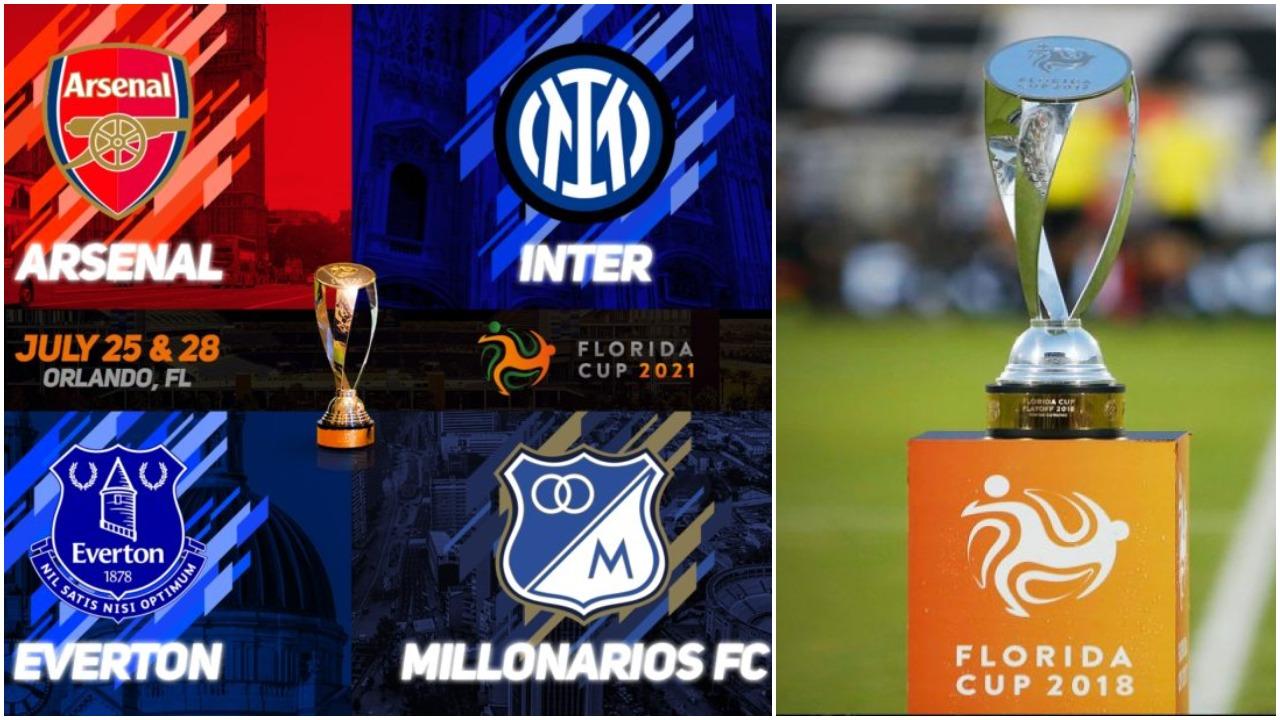 Tërheqja nga Florida Cup, Interi preferon të kopjojë Arsenalin