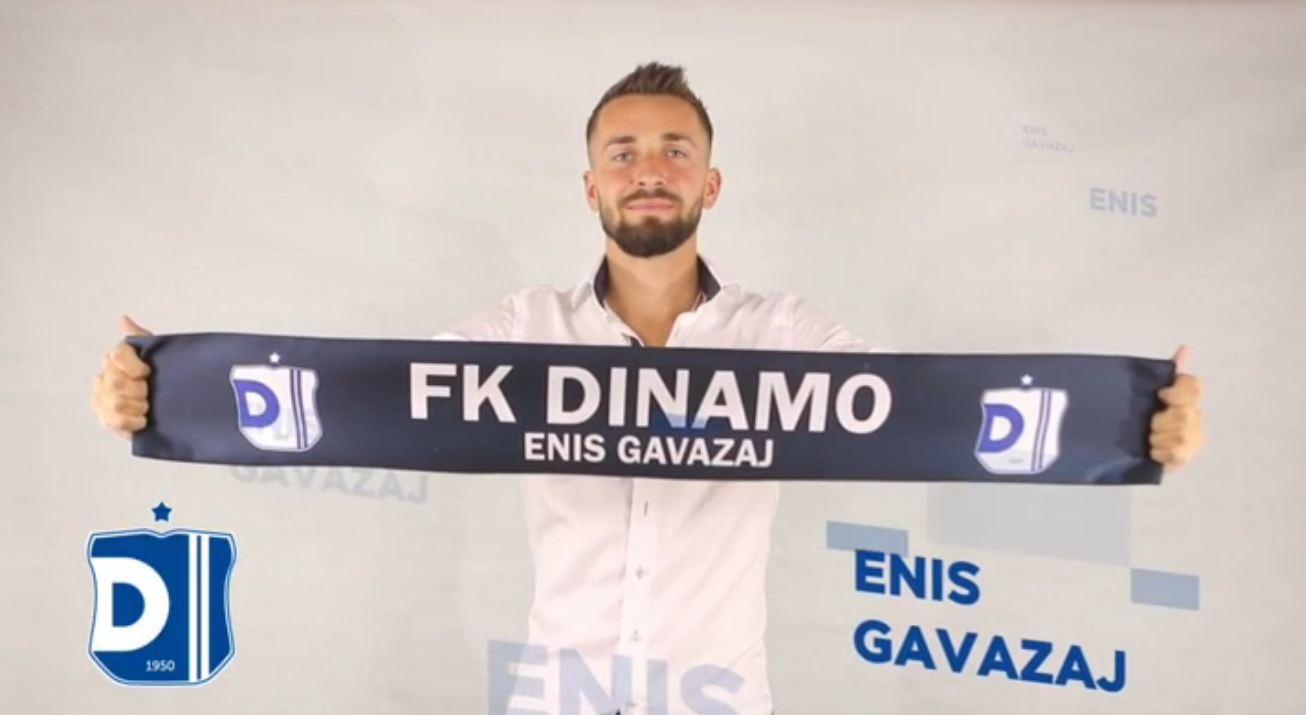 Dinamo e pandalshme në merkato, zyrtarizon afrimin e Enis Gavazajt