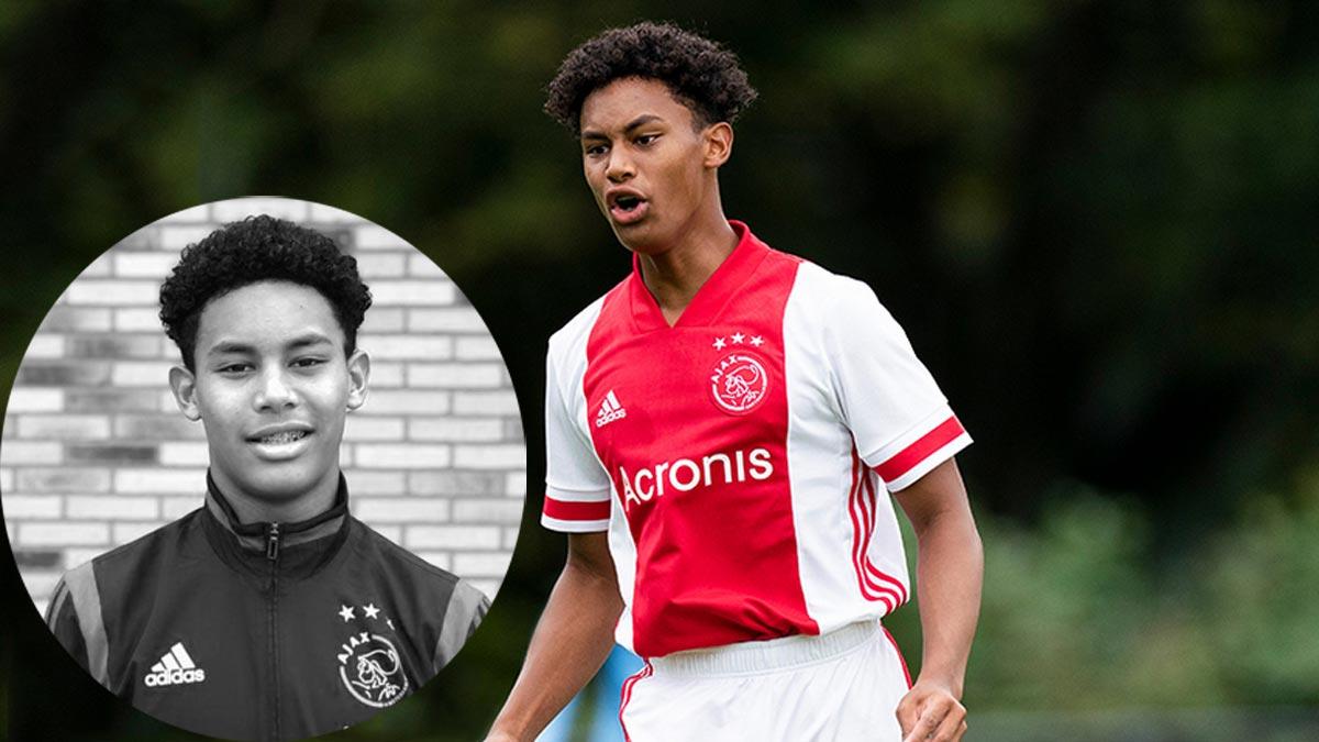 E trishtë! Ishte një nga talentet më premtues, humb jetën në moshën 16-vjeçare ylli i Ajax