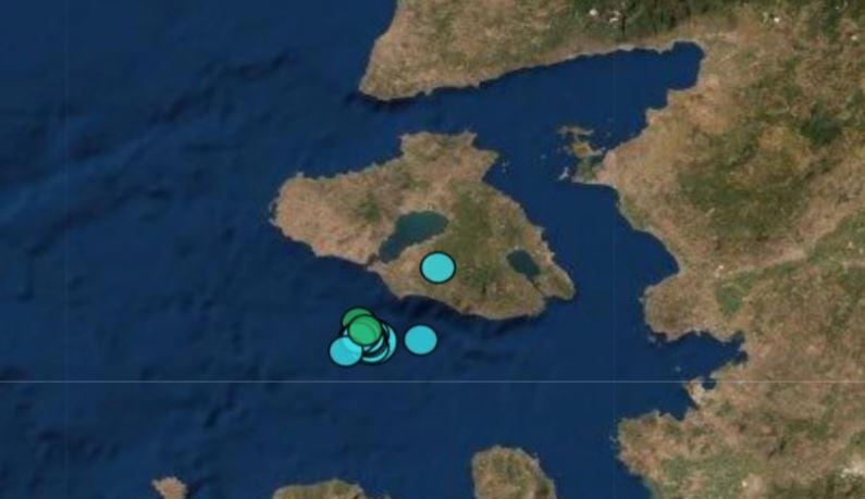 Greqia nuk gjen qetësi, lëkundje tërmeti në Lesvos