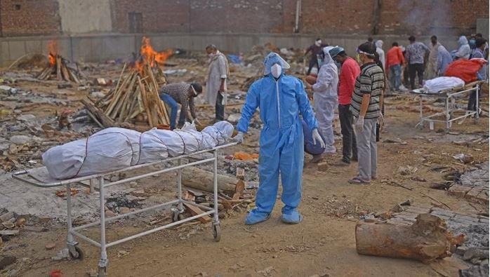 Situatë e rëndë në Indi, 930 të vdekur në një ditë dhe mbi 43 mijë raste me Covid