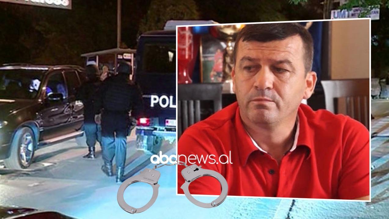 """Aksion """"blic"""" në Shkodër, arrestohet biznesmeni"""